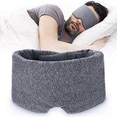 Nedoes™ -  Luxe Slaapmasker - 100% Verduisterend -