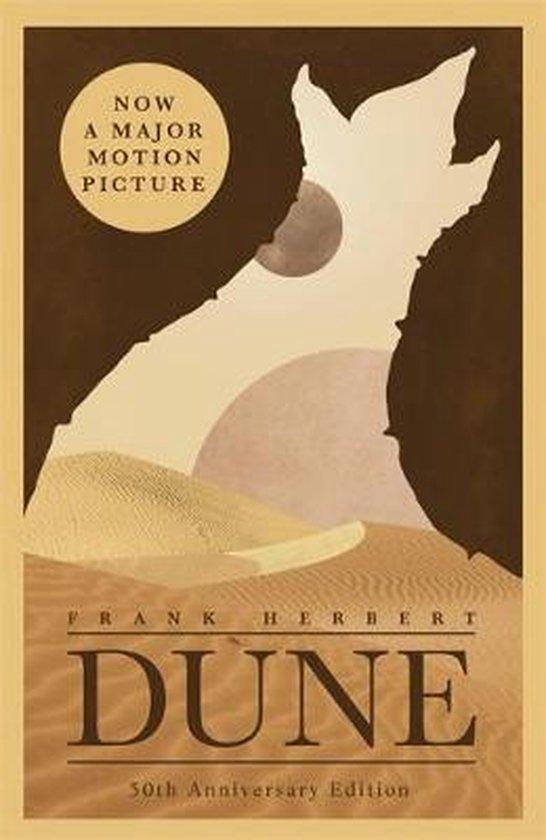 Boek cover Dune van Frank Herbert (Paperback)