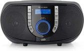 Caliber HBC433DAB-BT - Boombox FM radio DAB+ - CD Speler