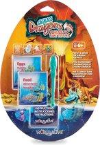 """Aqua Dragons Jurassic Blister """