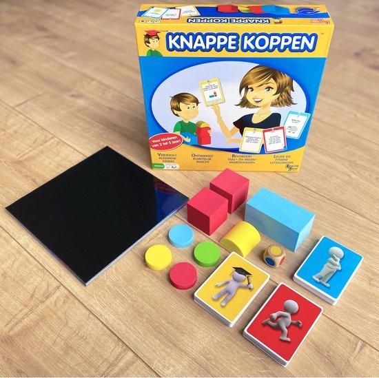 Knappe Koppen Bordspel