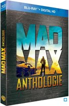 Mad Max Anthologie - Coffret 4 Blu-Ray