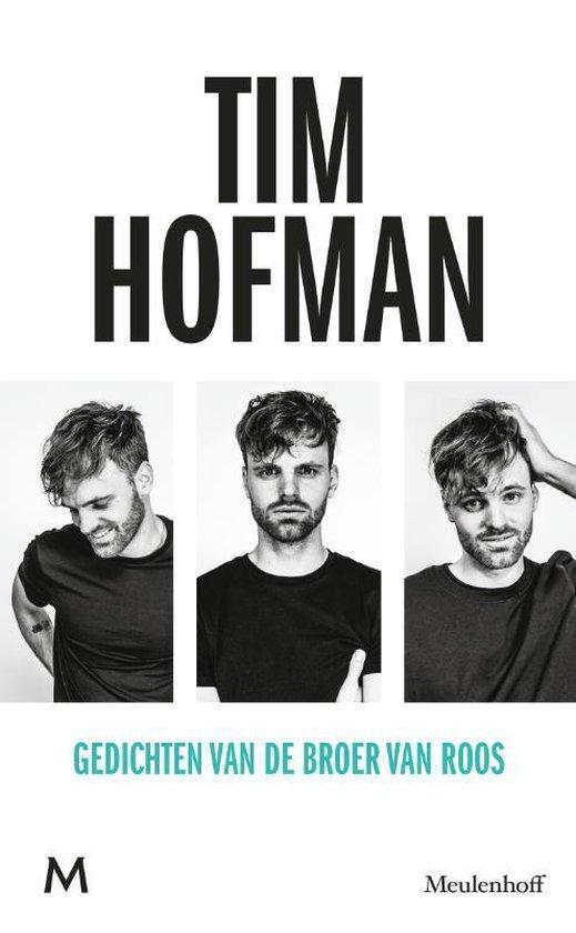 Boek cover Gedichten van de broer van Roos van Tim Hofman (Hardcover)