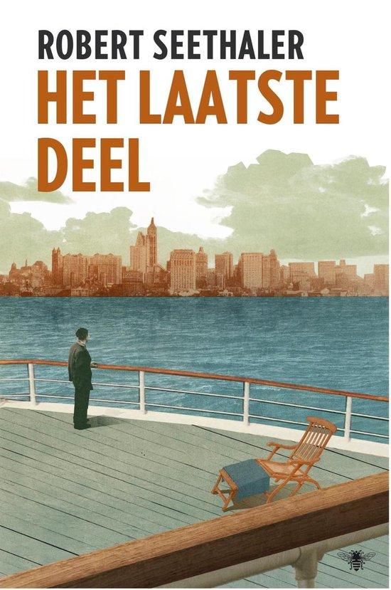 Boek cover Het laatste deel van Robert Seethaler
