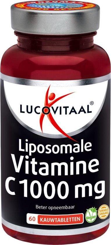 Lucovitaal C1000 Vitamine Liposomaal