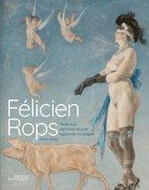 Omslag Félicien Rops (1833-1898)