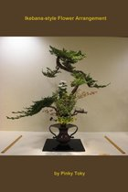 Ikebana-style Flower Arrangement