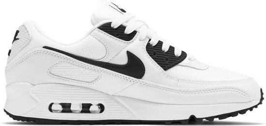 Nike Sneakers - Maat 45 - Mannen - wit,zwart