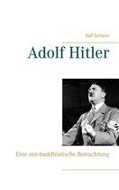 Boek cover Adolf Hitler van Ralf Scherer