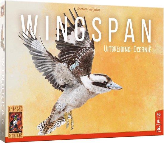 Afbeelding van het spel Wingspan uitbreiding: Oceanië Bordspel