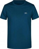 RiX Heren T-shirt Wayne Petrol - S