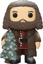 Rubeus Hagrid Holiday - Funko Pop! Movies - Harry Potter