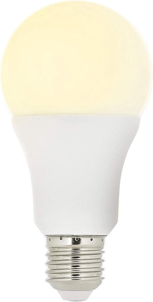 Smartwares Led-lamp Sh4-90263 E27 9w 600lm 2700k Dimbaar Wit