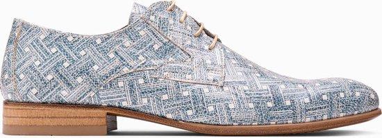 Paulo Bellini Dress Shoe Sondrio Leather Multicolor