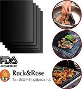 5 Stuks - Oven mat/bbq mat - Rock&Rose Specialist