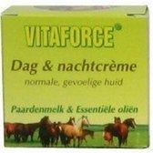 Vitaforce Paardenmelk Dag- & Nachtcrème - 50 ml - Dagcrème