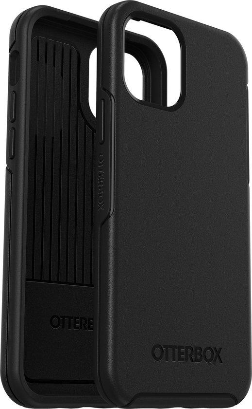 OtterBox symmetry case voor iPhone 12/iPhone 12 Pro - Zwart