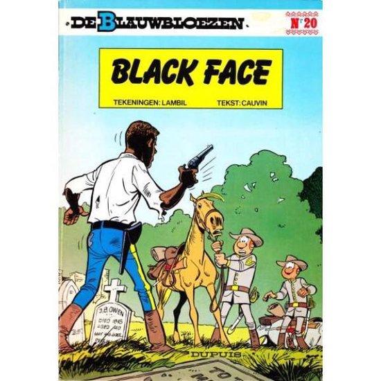 Afbeelding van het spel Stripboeken De Blauwbloezen - Black Face 20