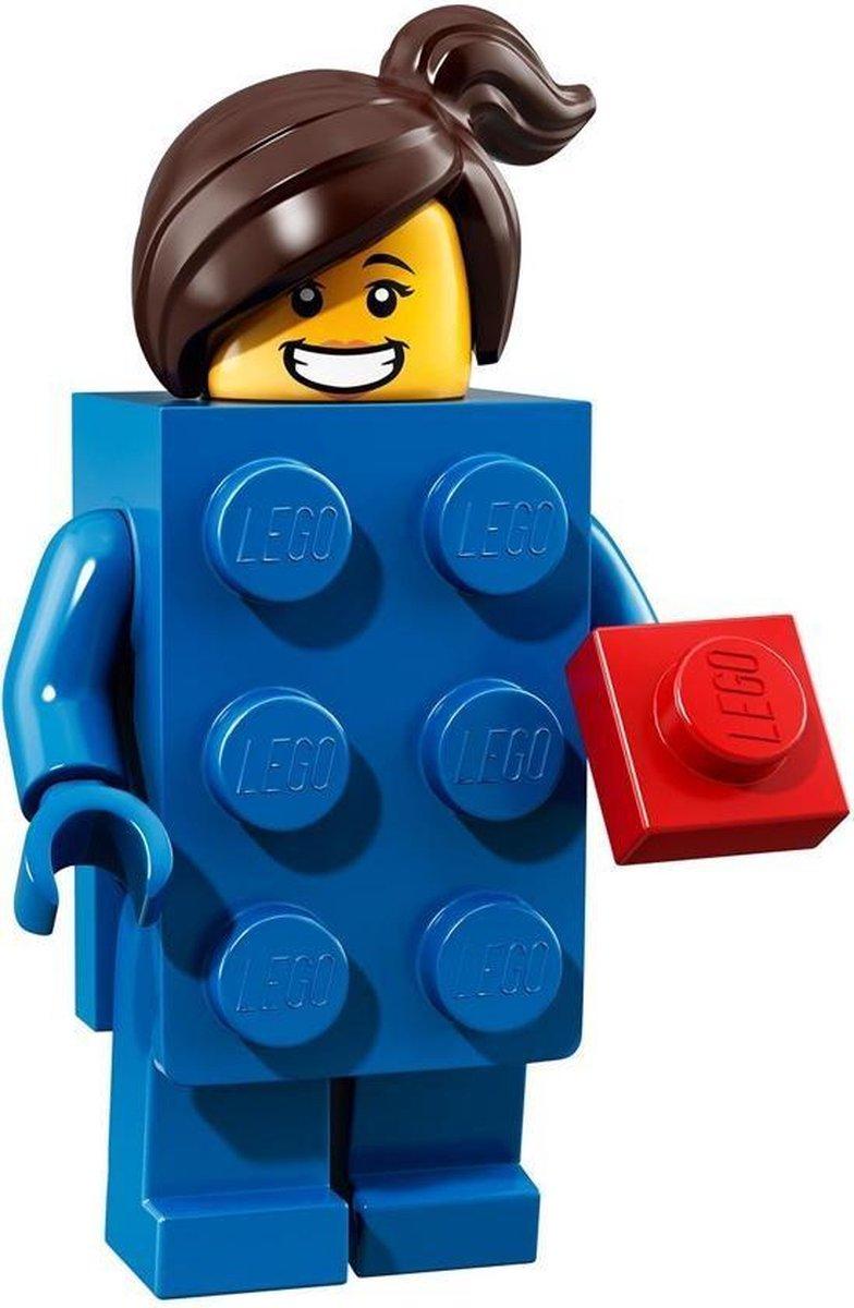 LEGO® Minifigures Series 18 - Meisje in LEGO stenenpak 3/17 - 71021