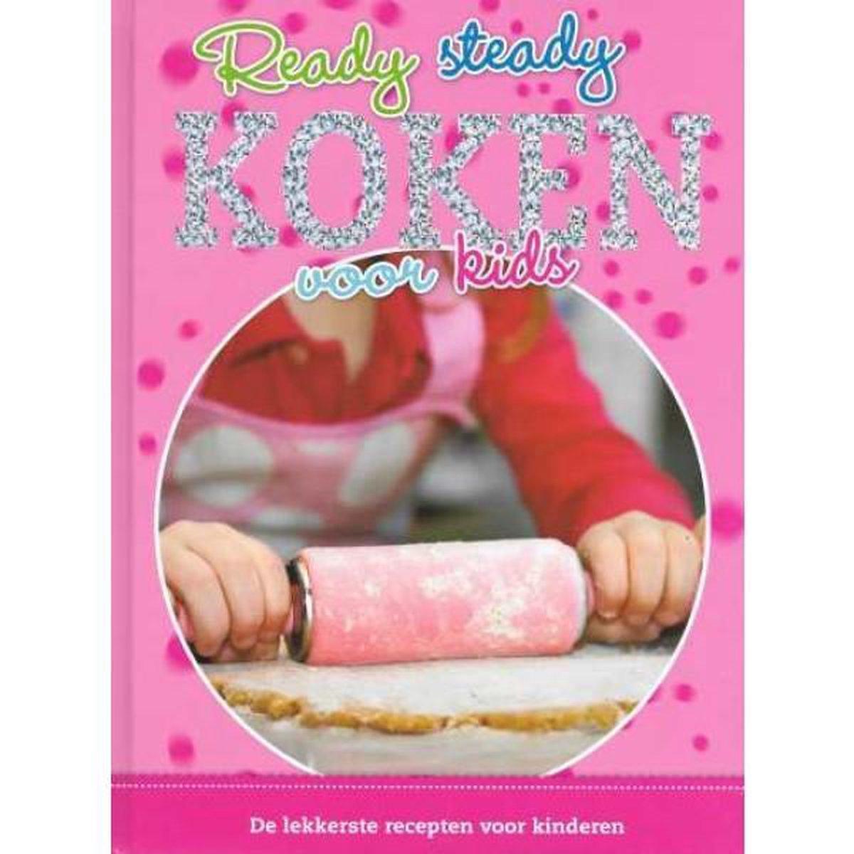 Ready steady koken voor kids