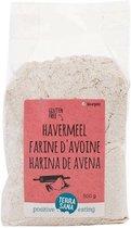 Havermeel TerraSana (Glutenvrij) - Zak 500 gram - Biologisch