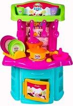 Dede Kinderkeuken - Speelgoedkeukentje - Speelgoed Meisjes 3 jaar