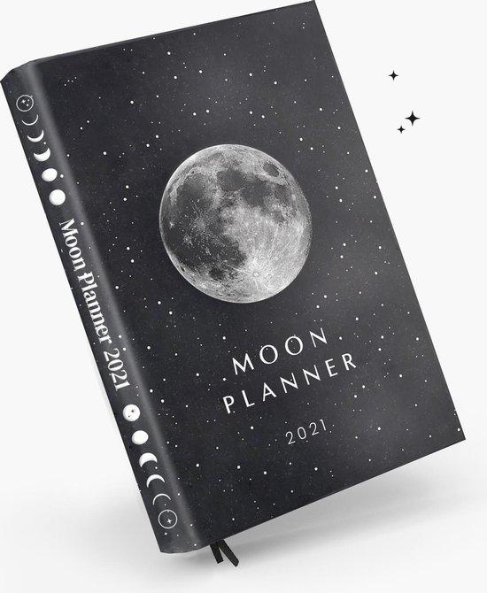 Afbeelding van Moon Planner 2021