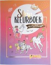 Penny Paarden Strip Kleurboek 2020