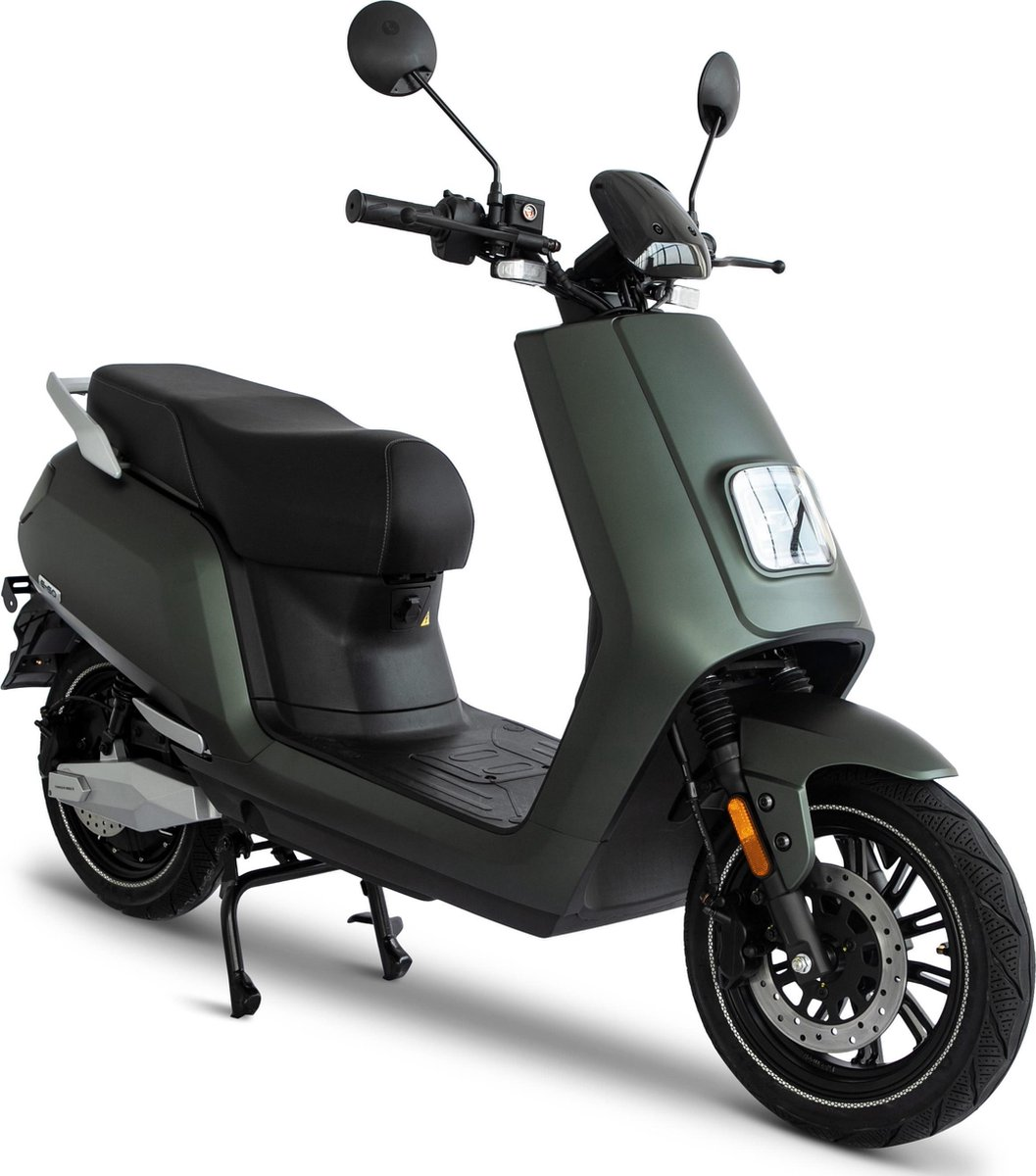 IVA E-GO S5 Elektrische Scooter Matgroen