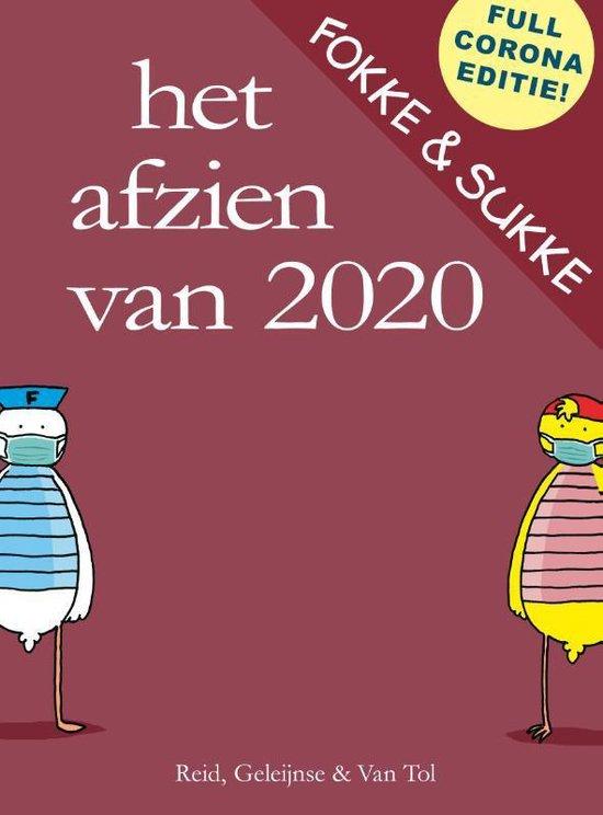 Boek cover Fokke & Sukke - Het afzien van 2020 van John Reid (Paperback)
