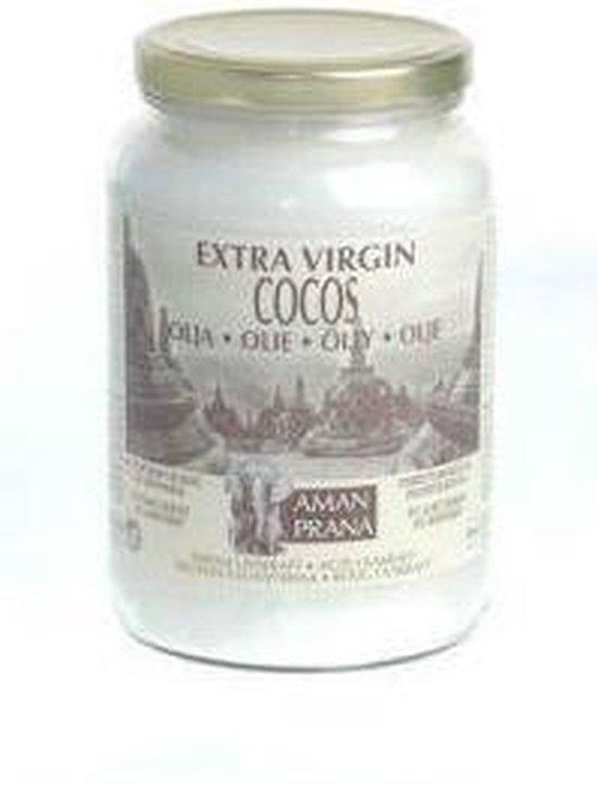 Aman Prana Kokosnootolie 1600 ml - Voedingssupplement