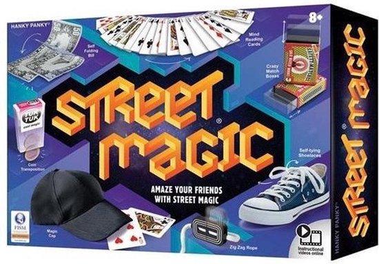 Afbeelding van het spel Street Magic Goocheldoos