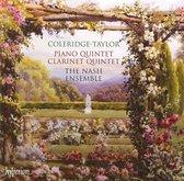 Coleridge-Taylor: Piano Quintet, Clarinet Quintet