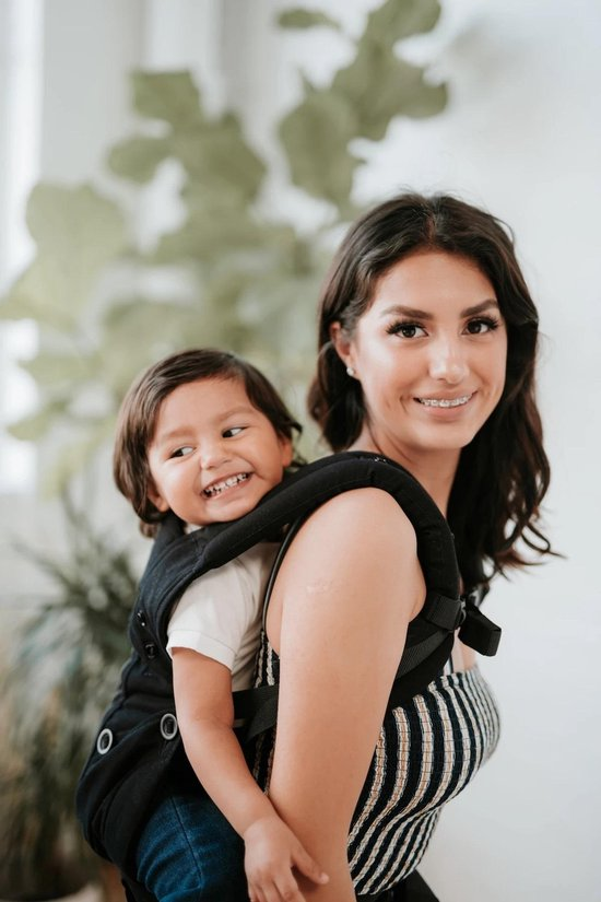 Tula Baby Draagzak Free to Grow Coast Urbanista - ergonomische draagzak vanaf geboorte