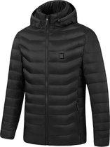 verwarmde jas / winterjas / ski jas / tussen jas / oplaadbare jas