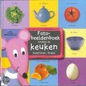 Foto-beeldenboek rondom de keuken Nederlands-Engels