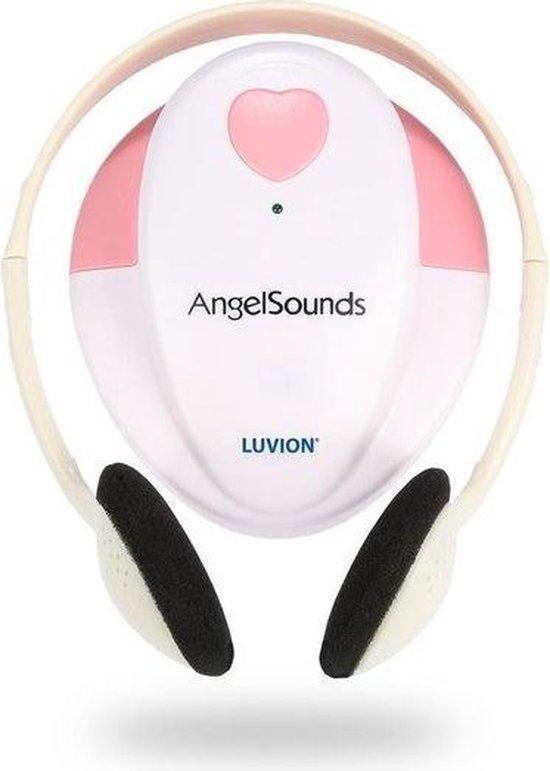 Product: Luvion Doppler - Angelsounds - Baby hartje monitor, van het merk Luvion