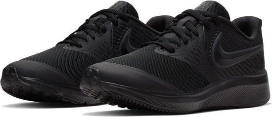 Nike Court Borough Low 2 Sneakers - Zwart - Maat 40