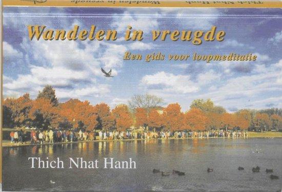 Wandelen in vreugde - Thich Nhat Hanh  
