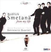 String Quartets Nrs 1 & 2