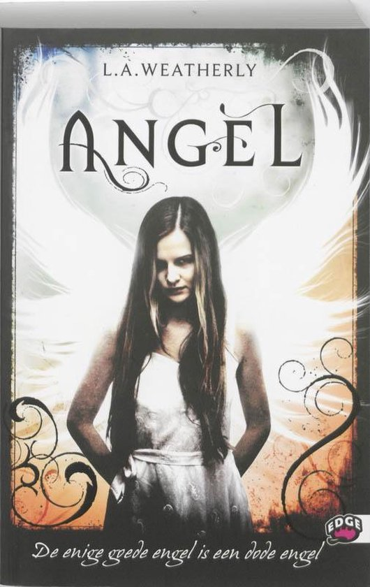 Edge - Angel - L.A. Weatherly |