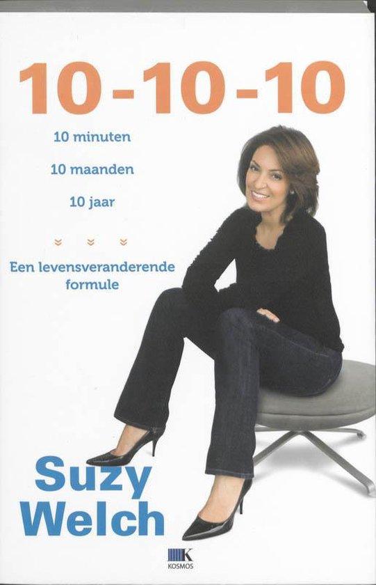 Cover van het boek '10-10-10' van Suzy Welch