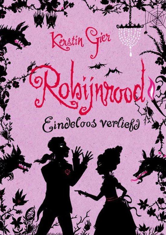 Edelsteentrilogie 1 - Robijnrood - Kerstin Gier |