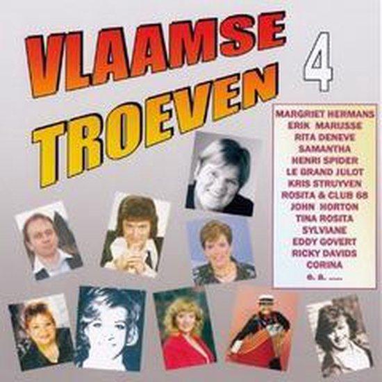 DIVERSE ARTIESTEN - Vlaamse Troeven vol. 4
