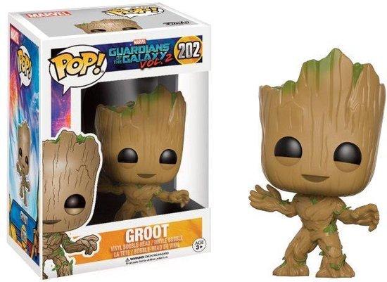 Afbeelding van Young Groot #202  - Guardians of the Galaxy 2 - Funko POP! speelgoed