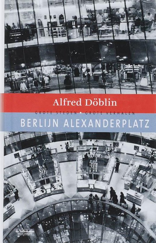 Berlijn Alexanderplatz - Alfred Döblin pdf epub