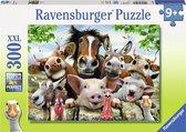 Ravensburger puzzel Say cheese! - Legpuzzel - 300 stukjes