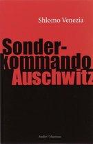 Boek cover Sonderkommando Auschwitz van Shlomo Venezia