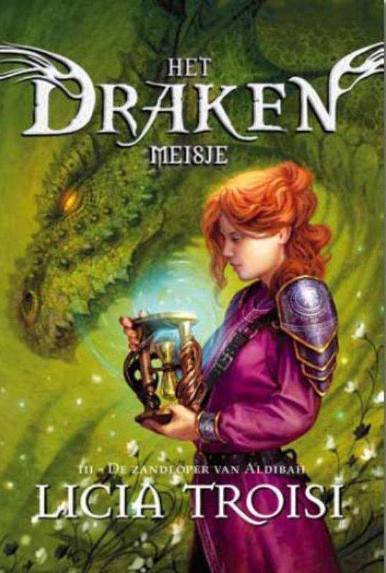 Drakenmeisje (03): de zandloper van aldibah - Licia Troisi |