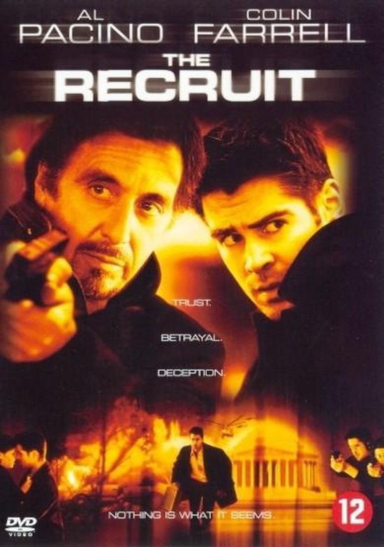 Cover van de film 'The Recruit'